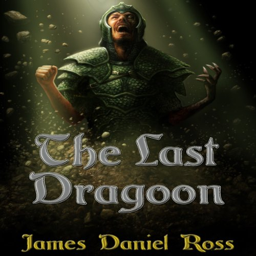 The Last Dragoon audiobook cover art