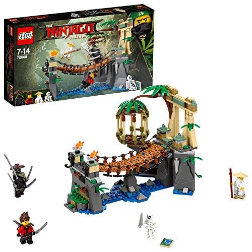 Lego Ninjago 70608 - Meister Wu\'s Wasser-Fall