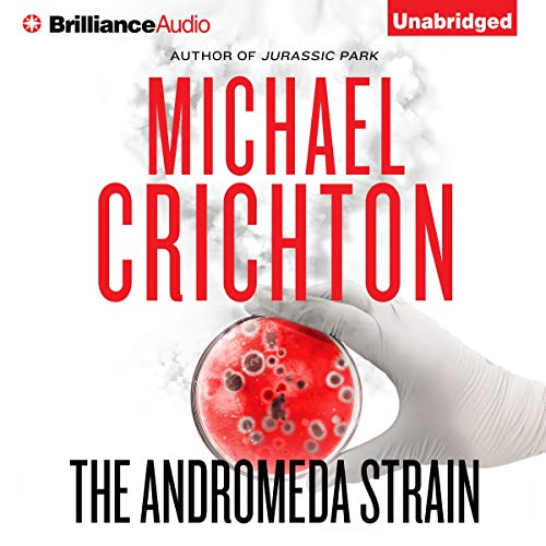 The Andromeda Strain cover art