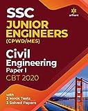 SSC Junior Engineers Civil Engineering Paper 1 2020