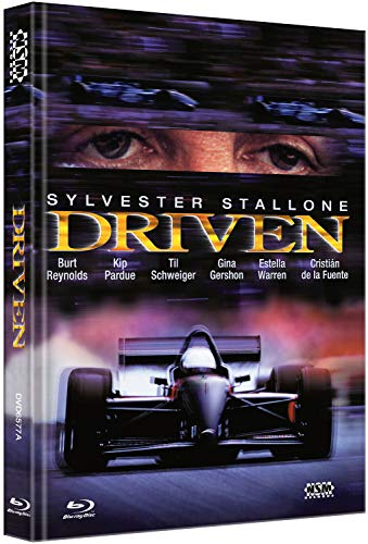 Driven [Blu-Ray+DVD] - uncut - limitiertes Mediabook Cover A