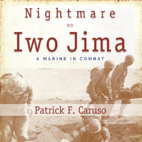 Nightmare on Iwo Jima audiobook cover art