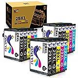 ONLYU Sostituzione cartuccia d'inchiostro compatibile per Epson 29XL 29 XL per Epson Expression Home XP-235 XP-245 XP-247 XP-330 XP-332 XP-335 XP-342 XP-345 XP-430 XP-432 XP-435 (Confezione da 15)