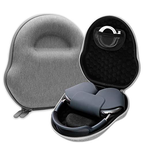 Tasche für Neu Apple AirPods Max Kopfhörer Case Schutz-Hülle Etui Tragetasche