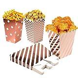 PTN Scatole per Popcorn, Contenitori di Popcorn Contenitori...