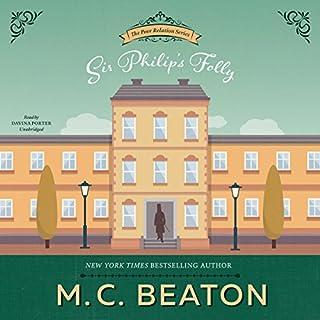 Sir Philip's Folly audiobook cover art