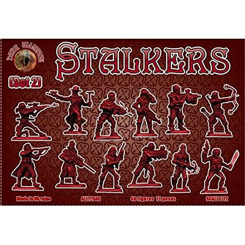 Dark Alliance all72040Stalkers. Set 21/72