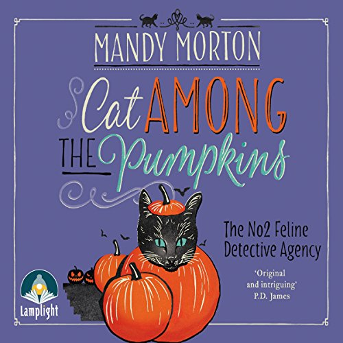 Cat Among the Pumpkins cover art