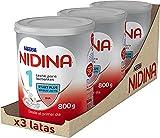 NIDINA 1 - Leche para lactantes 3x800g