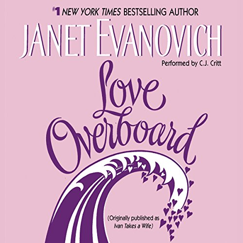 Love Overboard audiobook cover art