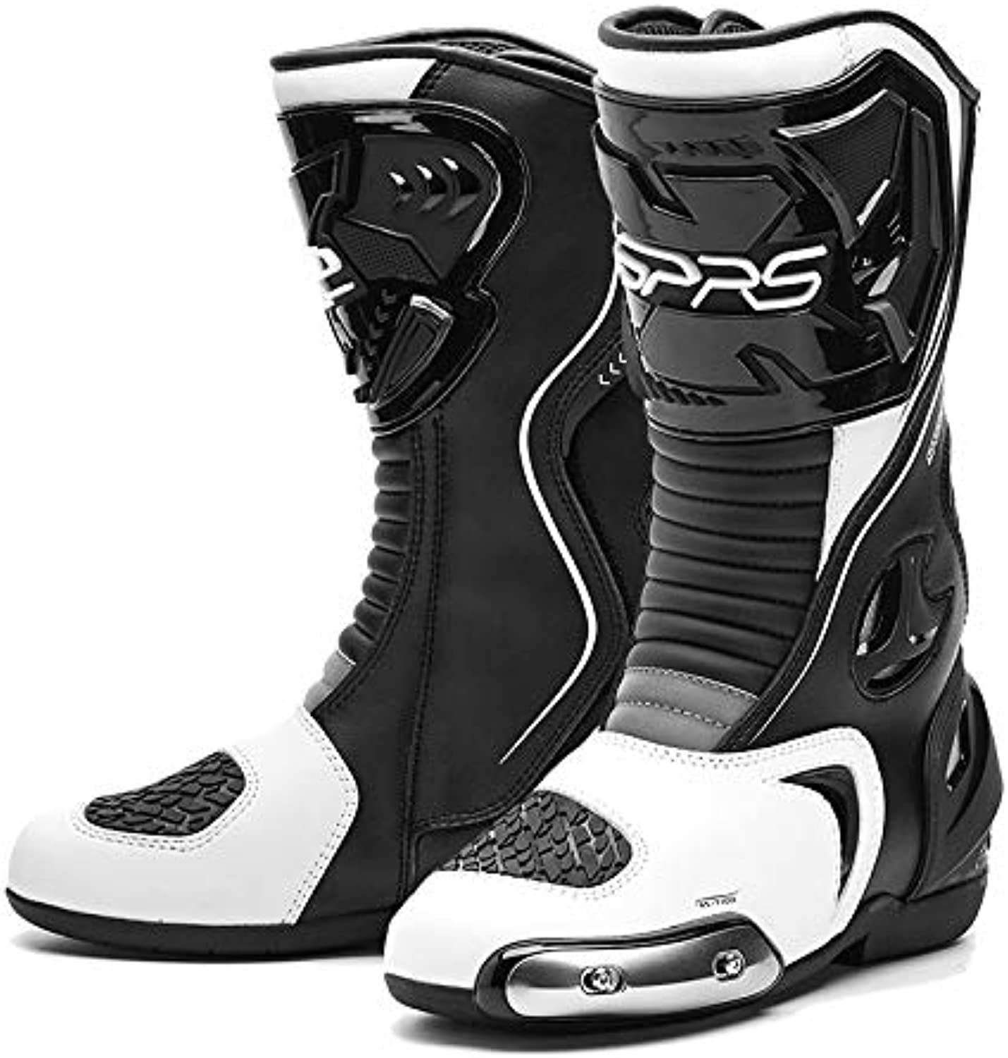 SPRS Motorcycle Riding Boots Male Athletic Footwear Motorcycle Racing shoes Drop Resistance AntiSlip Predective Equipment Speedway Road