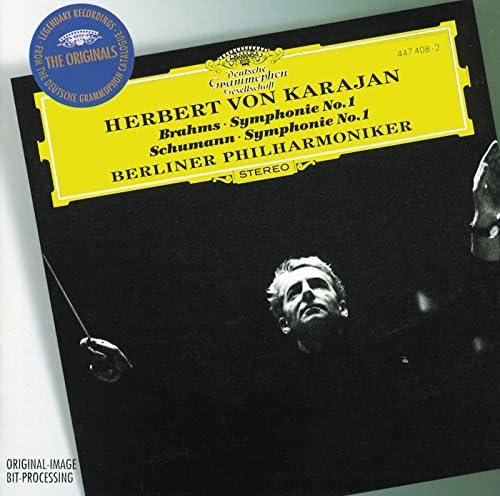Michel Schwalbé, Berliner Philharmoniker, Herbert von Karajan, Johannes Brahms & Robert Schumann