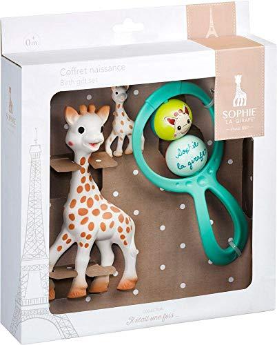 Wenn die Geburt von Sophie Giraffe Ersten Zeitalter