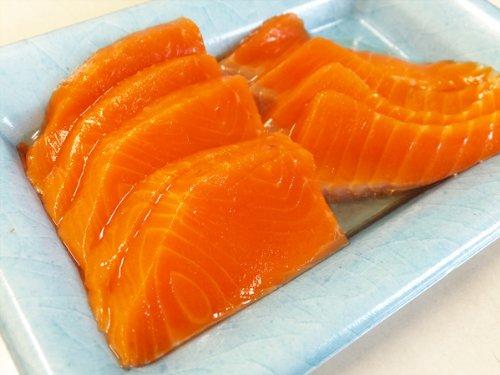 刺身用 銀鮭フィーレ 10kg トリムC 約10枚 銀鮭 ギンサケ ギンザケ 銀さけ 銀サケ 銀鮭フィレー さけ サケ 鮭 【水産フーズ】