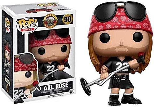 ZSDD Pop Rocks: Guns N Roses Axl Rose Ollectible Paisaje y decoracion