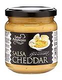 Salsas Asturianas Salsa Cheddar - 190 gr