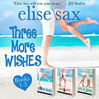 Three More Wishes Series audiobook cover art