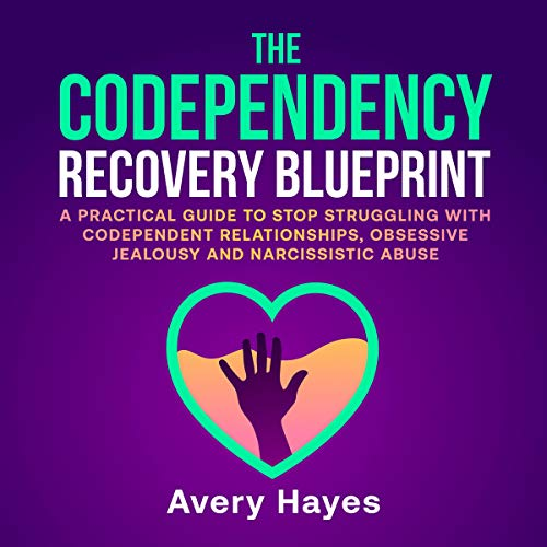 The Codependency Recovery Blueprint audiobook cover art