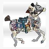 Swedese Movement Art Crazy Horse Dada Das eindrucksvollste
