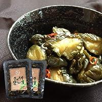 宮崎産きゅうりの醤油漬け 2袋セット
