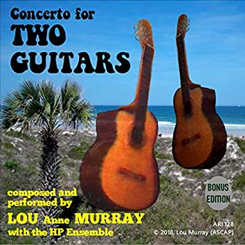 Concerto for Two Guitars in A, Op. 128 (Bonus Edition)