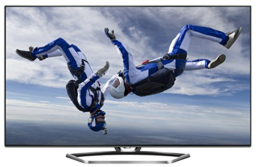 TCL U55S7606DS 139 cm (55 Zoll) Fernseher (Ultra HD, Triple Tuner, 3D, Smart TV)