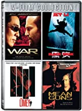 Four-Film Collection: (War / Black Mask / Limey / Mean Guns)