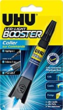 UHU Booster, UV-geactiveerde lijm, tube 3 g, transparant