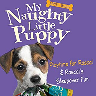 My Naughty Little Puppy: A Home for Rascal & New Tricks for Rascal cover art