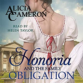 Honoria and the Family Obligation Titelbild