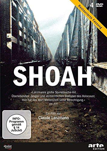 Shoah - 4-DVD Box Set (1985) ( )