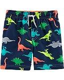 Carter's Jungen Swim Trunk Badehose, Dinosaurier, 68