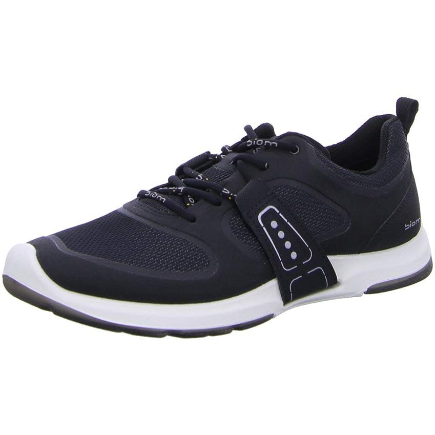 検体仲人観客ECCO Sport(エコー スポーツ) レディース 女性用 シューズ 靴 スニーカー 運動靴 Biom Amrap Tie - Black/Black [並行輸入品]
