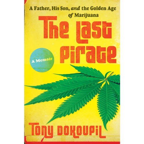The Last Pirate audiobook cover art