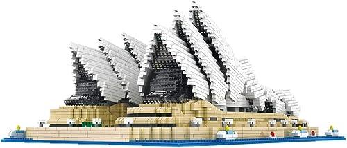 lowest NeoLeo wholesale Sydney Opera online sale House Micro Block Building Set (4131 pcs) outlet sale