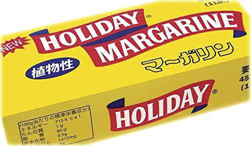 ホリデーマーガリン(Holiday Margarine) 435g×30個(1ケース)