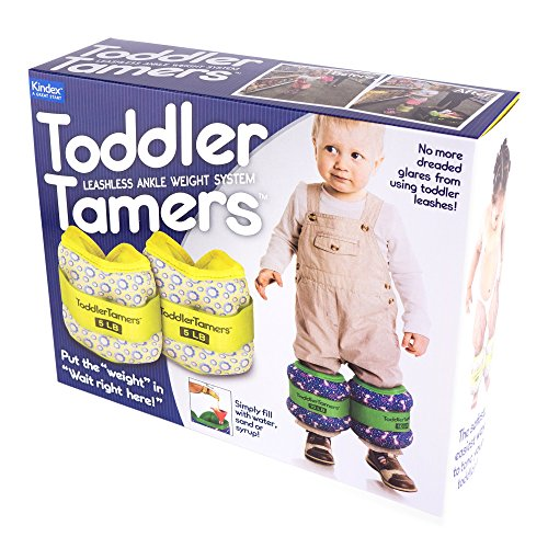 """Prank Pack """"Toddler Tamers"""" - Wrap Your Real Gift in a Prank Funny Gag Joke Gift Box - by Prank-O - The Original Prank Gift Box   Awesome Novelty Gift Box for Any Adult or Kid!"""