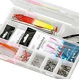 Fladen Angelset (Pilker und Meer) Starter-Pack in einer Box–20x 13x 4cm [19–2556]