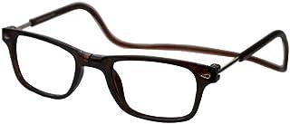 e075f42bed Havanadd Gafas de Lectura, Cuello Colgante Ancianos Gafas Especiales Imán  Gafas de Lectura (Color