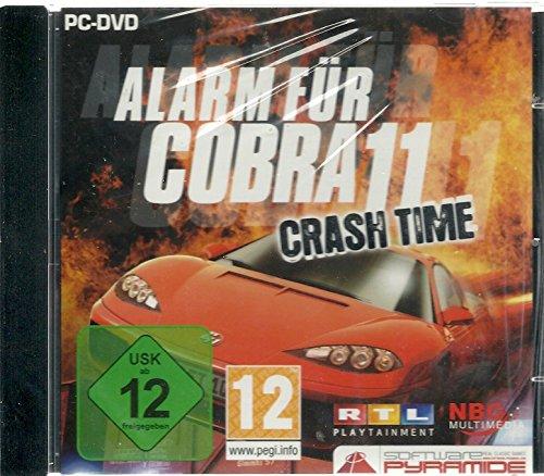 Alarm für Cobra 11 - Crash Time [Software Pyramide] [Importación alemana]