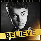 KONGQTE Justin Bieber Believe populäre Musik Album Poster