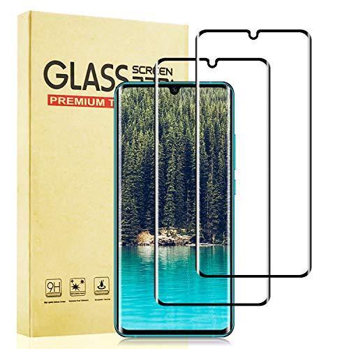 BOBI [2 Unidades Protector de Pantalla para Xiaomi Mi Note 10 Lite/Mi Note 10 Cristal Templado [9H Dureza] [Alta Definición y Sensibilidad] [Sin Burbujas]