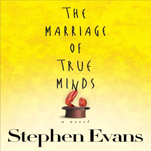 The Marriage of True Minds audiobook cover art
