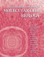 Student Solutions Manual for Molecular Cell Biology