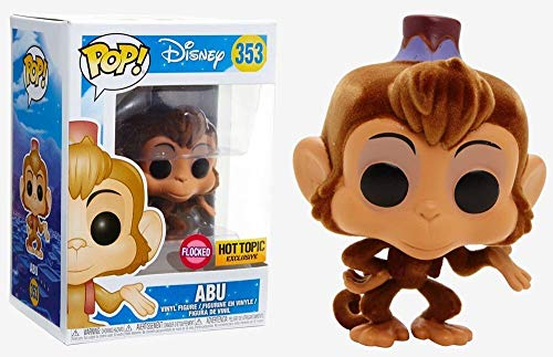 Funko POP!: Disney: Aladdin: Abu Exclusivo