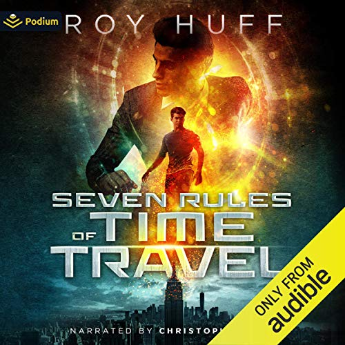 Seven Rules of Time Travel cover art