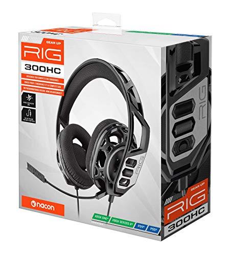 Plantronics Rig 300 HC, Gaming-Headset, Nintendo, schwarz