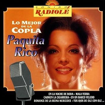 Sonido Radiole : Paquita Rico (Lo Mejor de la Copla)