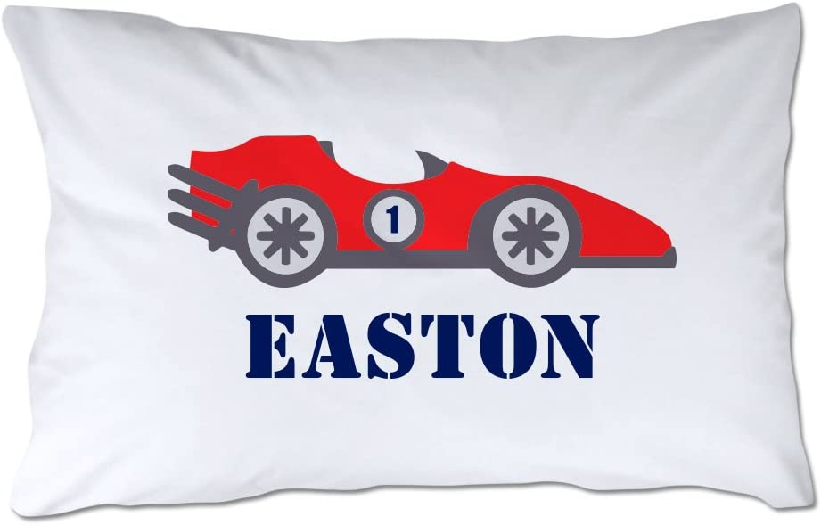 Pattern Ranking TOP6 Pop Personalized 2021new shipping free shipping Toddler Size P Pillowcase with Car Race