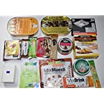 RCIR French Armed Forces [24 hr combat ration] pack MRE ARMY MEAL Emergency Set Food MILITARY Authentic 4